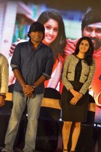 Vijay Sethupathi, Tanya @ Karuppan Movie Team Meet Photos