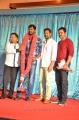 Ishari K Ganesh, Vishal, Prabhu Deva, Karthi @ Karuppu Raja Vellai Raja Press Meet Stills