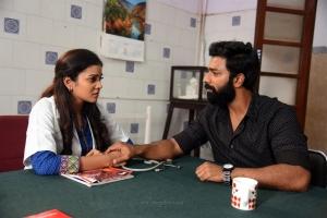 Chandini Tamilarasan,  Shantanu Bhagyaraj in Kasada Thapara Movie Images HD