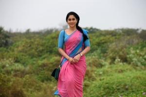 Kasada Thapara Movie Actress Regina Cassandra Saree Images HD