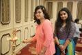 Sivaangi Krishnakumar @ Kasethan Kadavulada Movie Launch Stills