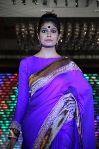 Mounicaa Reddy @ Kashh Traditional Fashion Show Photos