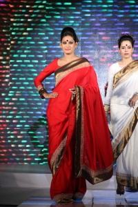 Swetha Jadhav @ Kashh Traditional Fashion Show Photos