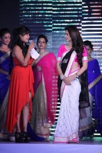 Shraddha Das @ Kashh Traditional Fashion Show Photos