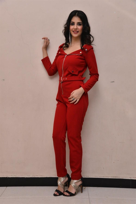 1st Rank Raju Actress Kashish Vohra Images
