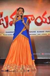Anchor Suma @ Katamarayudu Pre Release Function Stills