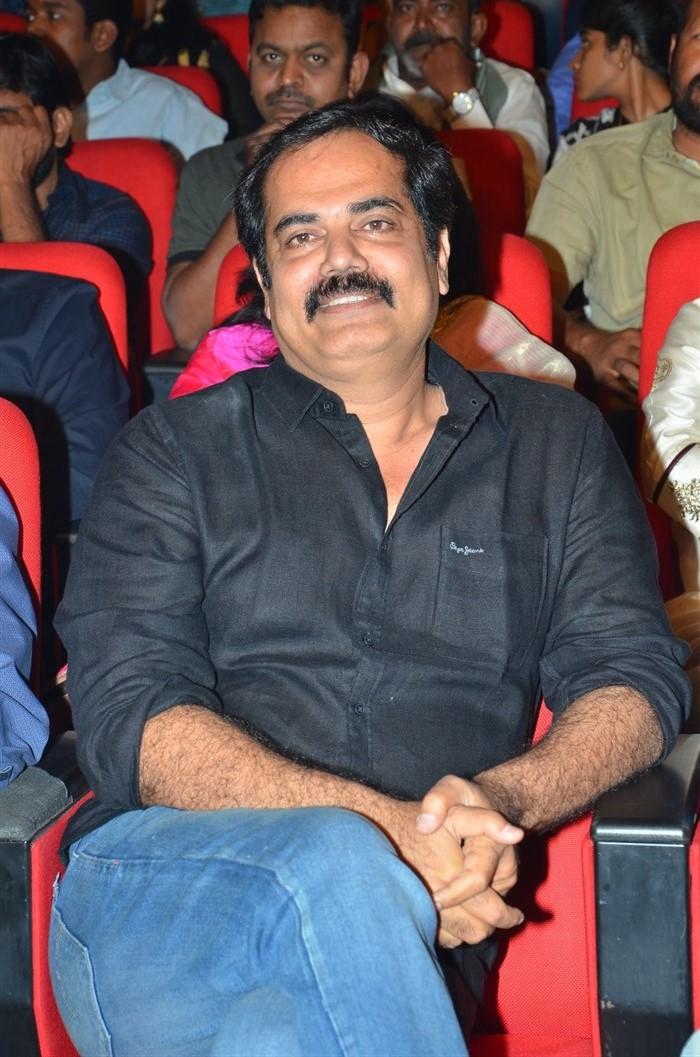 Director Kishore Kumar Pardasani @ Katamarayudu Pre Release Function Stills