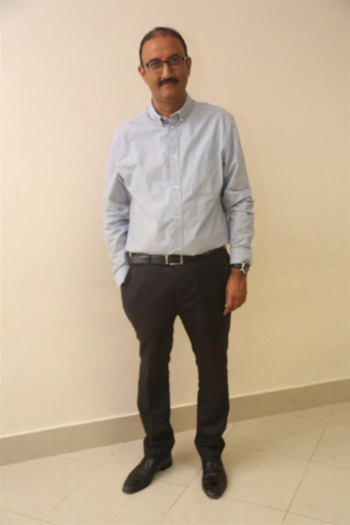 Producer Sharath Marar @ Katamarayudu Pre Release Function Stills