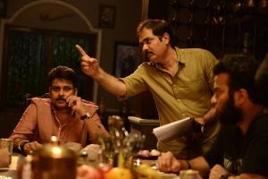 Pawan Kalyan, Kishore Kumar Pardasani (Dolly) @ Katamarayudu Working Stills