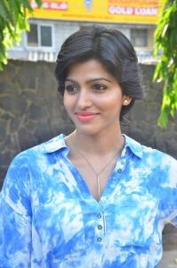 Actress Dhansika @ Kathadi Movie Audio Launch Stills
