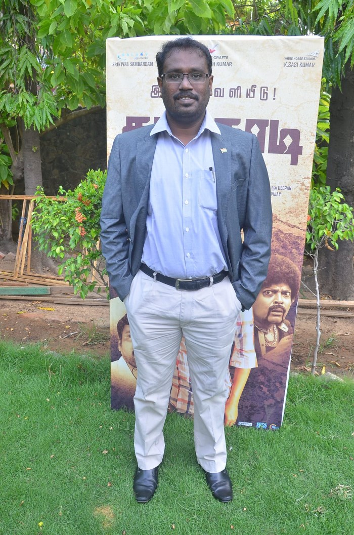 Srinivas Sambandam @ Kathadi Movie Audio Launch Stills