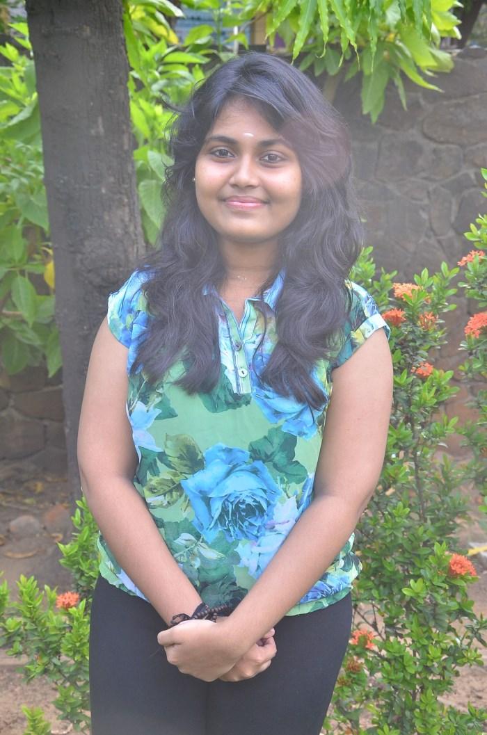 Singer Anu Anandh @ Kathadi Movie Audio Launch Stills