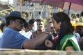 R.Parthiban, Amala Paul @ Kathai Thiraikathai Vasanam Iyakkam Movie Working Stills
