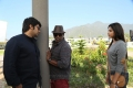 Arya, R.Parthiban, Amala Paul @ Kathai Thiraikathai Vasanam Iyakkam Movie Working Stills