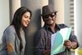 Amala Paul, R.Parthiban @ Kathai Thiraikathai Vasanam Iyakkam Movie Working Stills