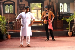 Nara Rohith, Sree Vasu in Kathalo Rajakumari Movie Stills