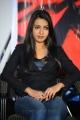 Telugu Actress Katherine Stills at Chammak Challo Platinum Disc Function