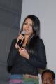 Telugu Actress Katherine Theresa Stills at Chammak Challo Platinum Disc Function