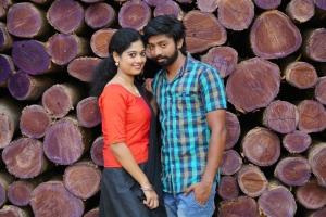 Viswa, Neeraja in Kathir Tamil Movie Stills