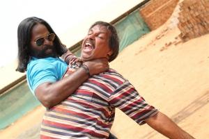 Kung Fu Master Rajanayagam in Kathir Tamil Movie Stills