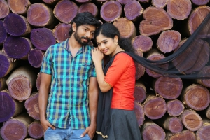 Viswa, Neeraja in Kadhir Tamil Movie Stills