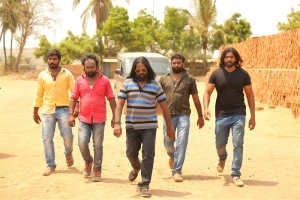 Kung Fu Master Rajanayagam in Kadhir Tamil Movie Stills