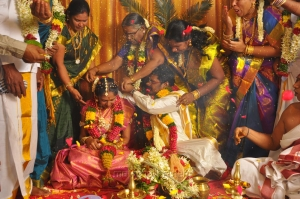 Tamil Director Kathir Wedding Photos