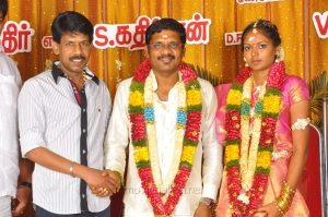Bala @ Director Kathir Wedding Photos