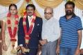 K.Balachander, Vasanth @ Director Kathir Wedding Reception Photos