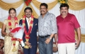 KS Ravikumar, Ramesh Khanna @ Director Kathir Wedding Reception Photos