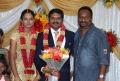 GNR Kumaravelan @ Director Kathir Wedding Reception Photos