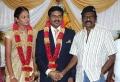Goundamani @ Director Kathir Wedding Reception Photos