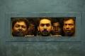 Appukutty, Sachin Mani, Sendrayan in Kathiruppor Pattiyal Movie Stills