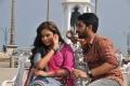 Nandita Swetha, Sachin Mani in Kathiruppor Pattiyal Movie Stills