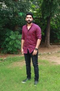 Actor Sachin Mani @ Kathiruppor Pattiyal Press Meet Stills