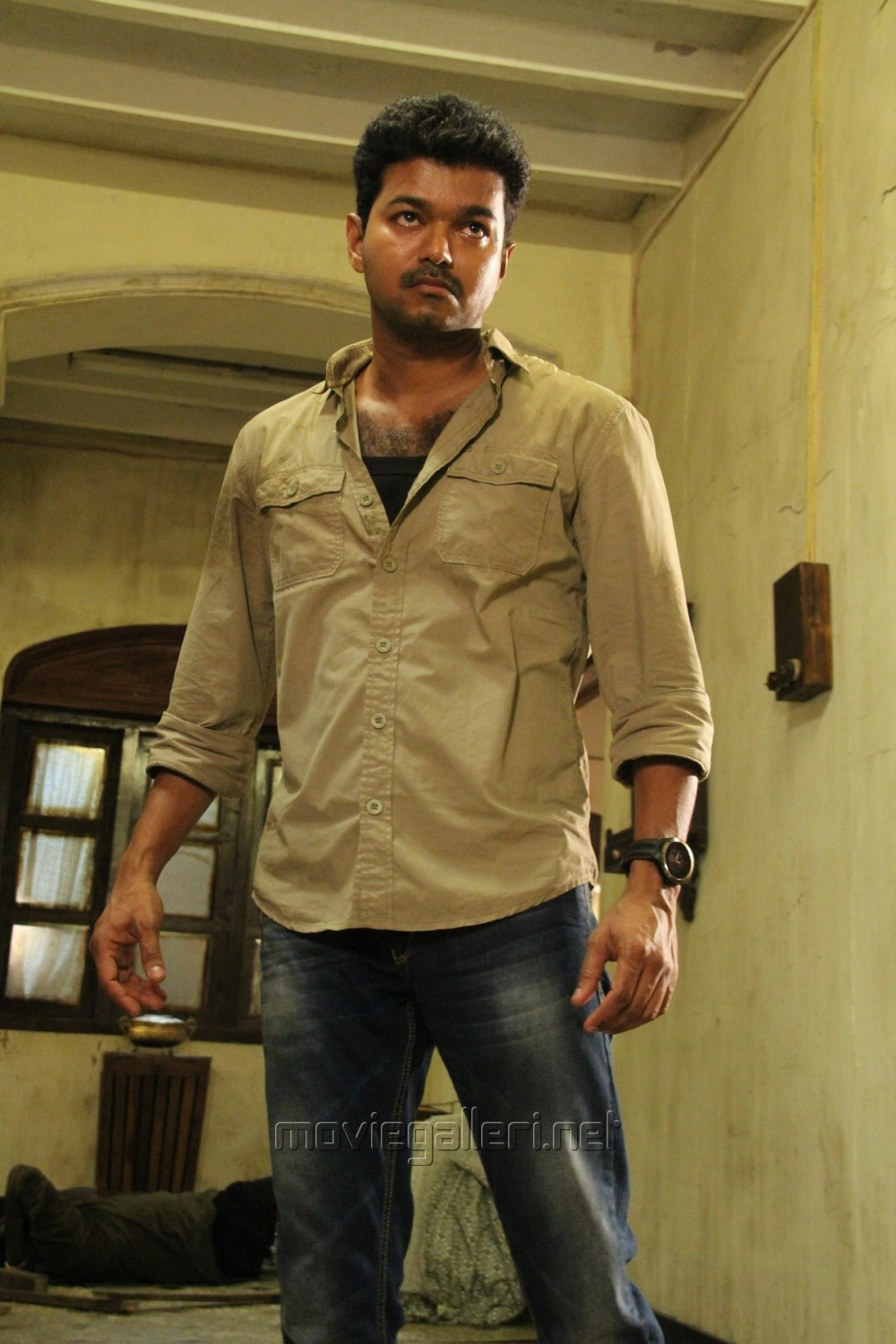 Picture 770891 | Actor Vijay in Kaththi New Photos | New ...