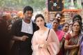 Vishal, Tamanna in Kathi Sandai Movie Images