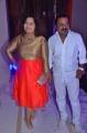 Aarthi, Ganesh @ Kaththi Sandai Trailer Launch Stills