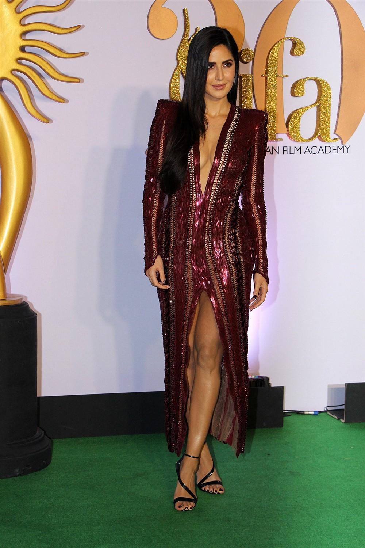 Actress Katrina Kaif Photos @ IIFA Rocks 2019 Green Carpet ...