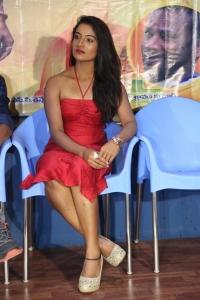 Actress Mamatha Ravath @ Katrina Kareena Madhyalo Kamal Haasan Press Meet Stills