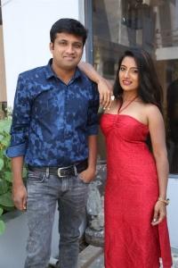 Potti Prasad, Mamatha Ravath @ Katrina Kareena Madhyalo Kamal Haasan Press Meet Stills