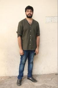 Adhik Ravichandran @ Katteri Movie Pooja Stills