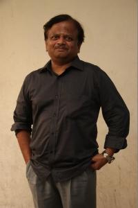 KV Anand @ Katteri Movie Pooja Stills