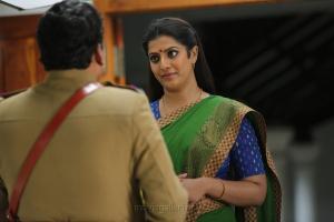 Actress Varalakshmi Sarathkumar in Katteri Movie Stills HD