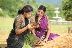 Manali Rathod, Varalaxmi in Katteri Movie Stills HD