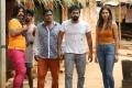 Raj Kapoor, Karunakaran, Vaibhav, Sonam Bajwa in Katteri Movie Stills HD