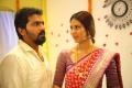 Vaibhav, Sonam Bajwa in Katteri Movie Stills HD