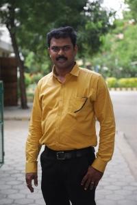 Ravi Sankaran @ Kattil Movie Pooja Stills