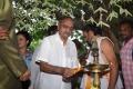 RS Shivaji @ Kattil Movie Pooja Stills