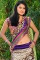 Telugu Actress Kowslya Hot Saree Photos